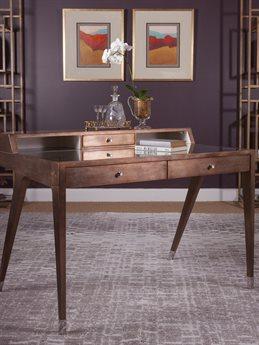 Artistica Credo Warm Silver Leaf Secretary Desk ATS2055933