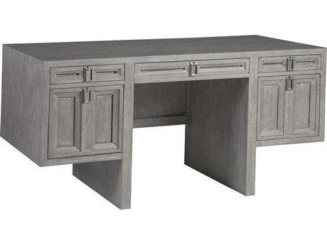 Artistica Doctrine Gray Credenza Desk ATS2093933