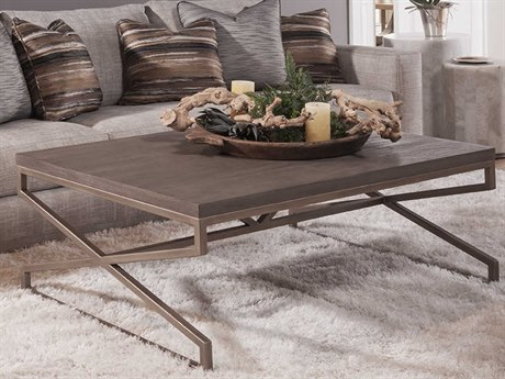 Artistica Home Edict Grigio 48''L x 36''W Rectangular Cocktail Table