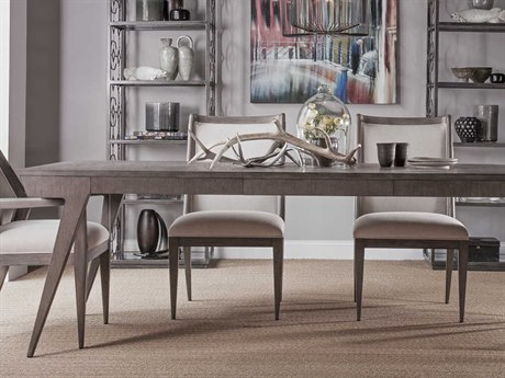 Artistica Home Haiku Grigio 72'' - 96''L x 40''W Rectangular Extension Dining Table