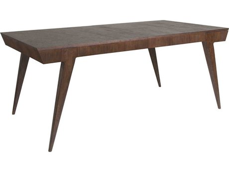 Artistica Home Haiku Marrone 72'' - 96''L x 40''W Rectangular Extension Dining Table