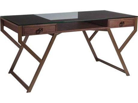 Artistica Interlaken Marrone Secretary Desk ATS209993342