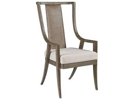Artistica Mistral Natural Greige / Grigio Arm Dining Chair