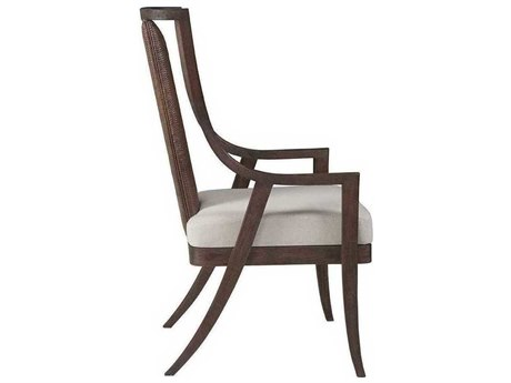 Artistica Mistral Natural Greige / Marrone Arm Dining Chair ATS20968814201