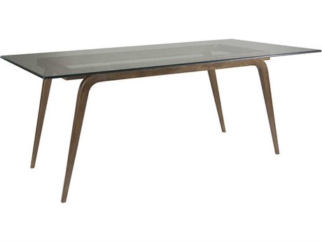 Artistica Home Mitchum Antique Copper 80''L x 42''W Rectangular Dining Table