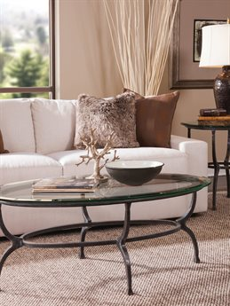 Artistica Patios St. Laurent 48'' Wide Oval Coffee Table
