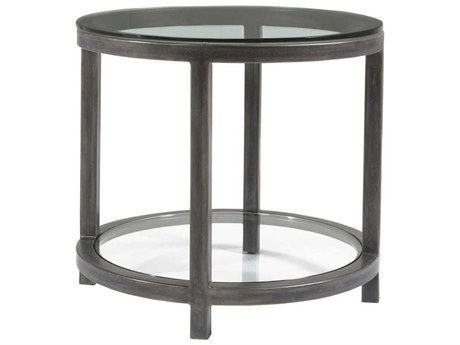 Artistica Home Per Se 28'' Wide Round End Table ATS2013950