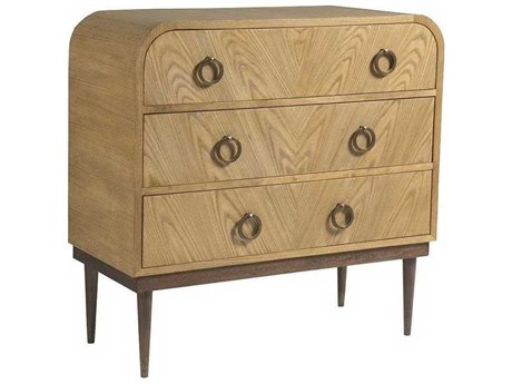 Artistica Phoebe Natural Honey 3 Drawers or less Dresser ATS2122973
