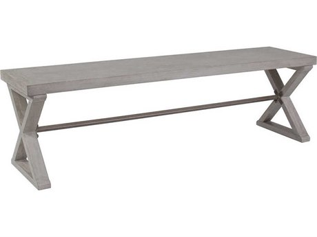 Artistica Home Ringo Bianco Accent Bench