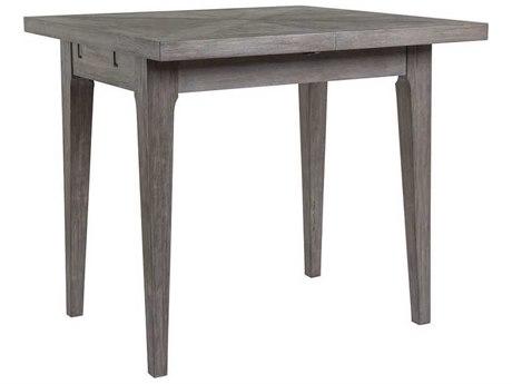 Artistica Home Ringo Grigio 40'' Wide Square Bar Table ATS200387341