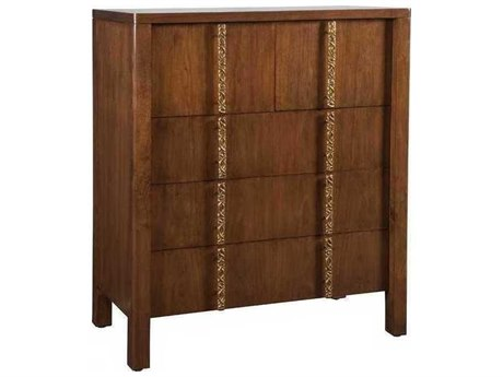 Artistica Ripley Bleached Walnut 5 Drawers Chest of ATS2116307