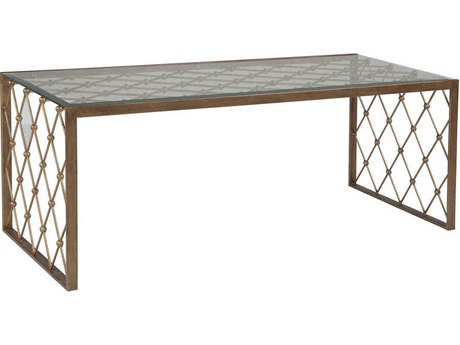 Artistica Home Royere 51''L x 20''W Rectangular Cocktail Table ATS2009945