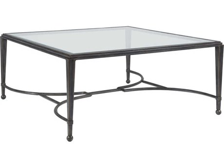 Artistica Home Sangiovese 42'' Wide Square Cocktail Table