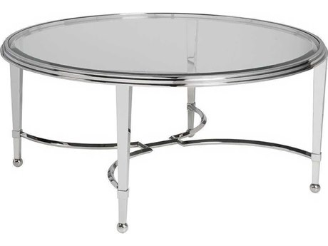 Artistica Sangiovese Beveled / Polished 42'' Wide Round Coffee Table ATS2111943