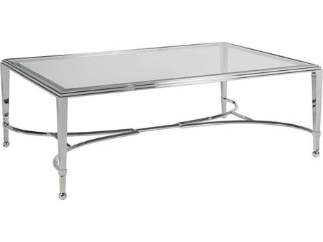 Artistica Sangiovese Beveled / Polished 54'' Wide Rectangular Coffee Table ATS2111949