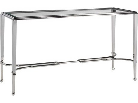 Artistica Sangiovese Beveled / Polished 54'' Wide Rectangular Console Table ATS2111966