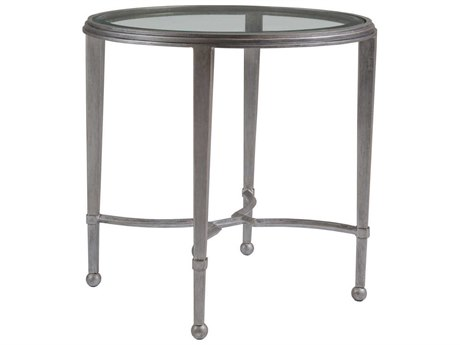 Artistica Home Sangiovese 26'' Wide Round End Table ATS2011950