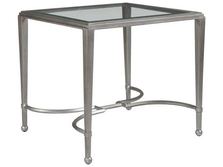 Artistica Home Sangiovese 24''L x 28''W Rectangular End Table ATS2011959