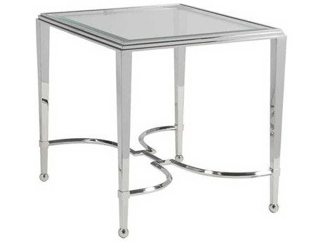 Artistica Sangiovese Beveled / Polished 28'' Wide Rectangular End Table ATS2111959
