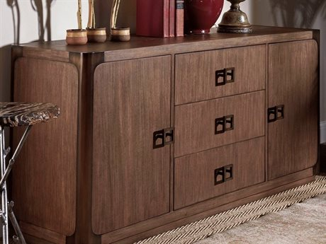 Artistica Tuco Anqitued Brown Buffet