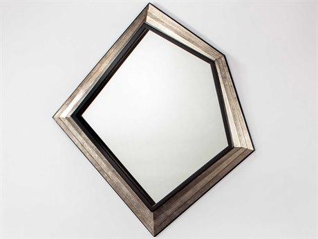Artmax Muted Bronze / Dark Sable Wall Mirror AMX7842FM