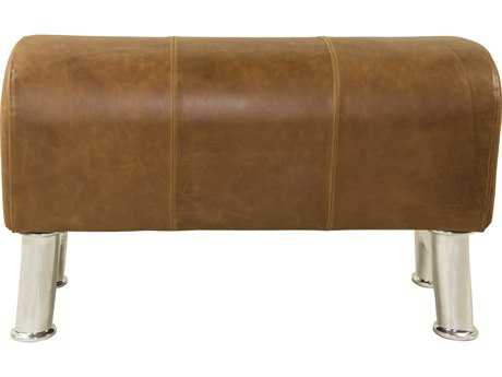 Authentic Models Pommel Brown Large Bench