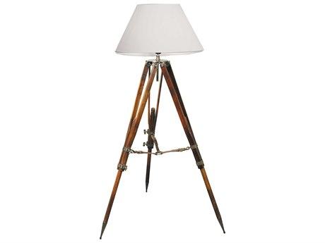 Authentic Models Campaign Tripod Floor Lamp A2SL019