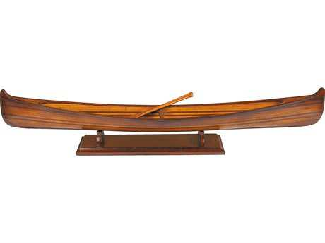 Authentic Models Nautical Saskatchewan Canoe A2AS185