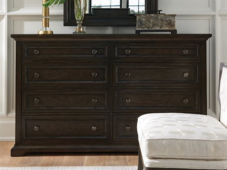 Barclay Butera Brentwood Bentley Wilshire Eight-Drawer Double Dresser BCB915222