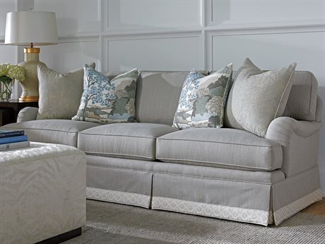 Barclay Butera Blaire 5181-71 Skirted Sofa (Married Cover) BCB510033BB