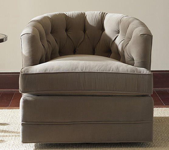 Barclay Butera Cliffhaven Accent Chair, Barclay Butera Sydney Sofa