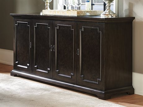 Barclay Butera Brentwood Cliffwood Wilshire Cliffwood Four-Door 78'' x 20'' Buffet BCB915852