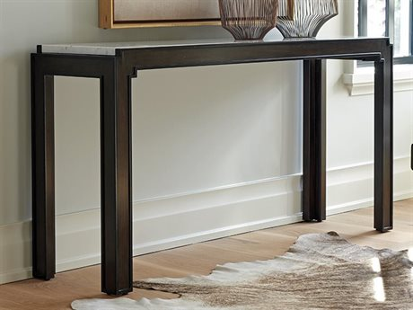 Barclay Butera Brentwood Doheny Wilshire Doheny 58'' x 16'' Rectangular Console Table