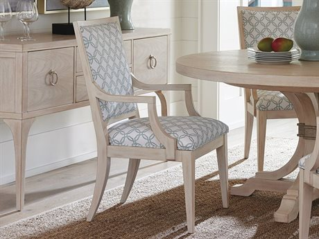 Barclay Butera Newport Eastbluff Dining Arm Chair (Quick Ship) BCB92188101