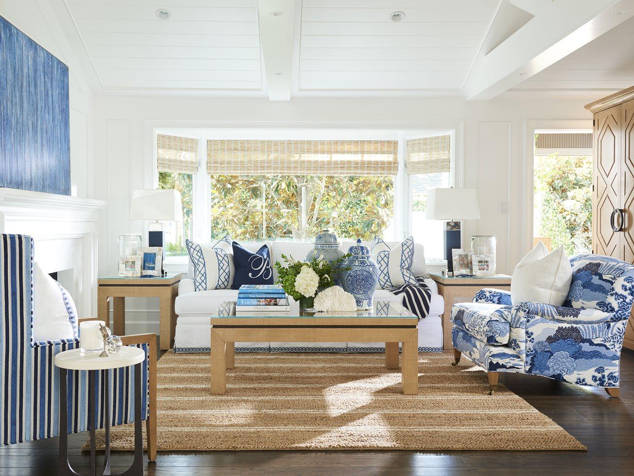 Barclay Butera Newport Living Room Set