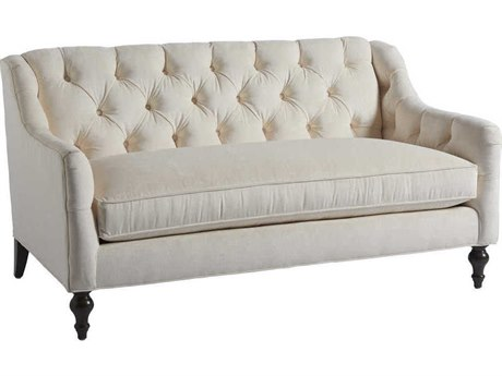 Barclay Butera Hyland Park Settee (Custom Upholstery) BCB541223