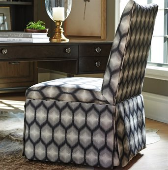 Barclay Butera Mackenzie Skirted Side Chair (Custom Upholstery) BCB538512
