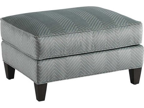 Barclay Butera Malcolm Semi-Attached Top Ottoman (Custom Upholstery) BCB512544