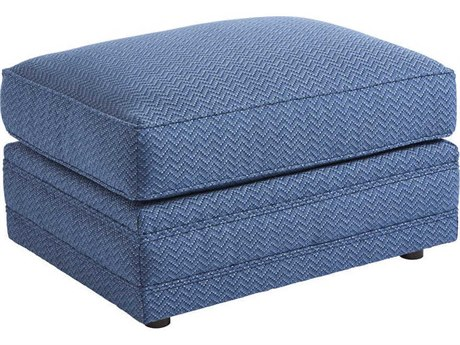 Barclay Butera Mercer 2290-31 Semi-Attached Top Ottoman (As Shown)