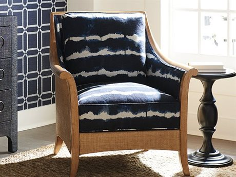Barclay Butera Nantucket Raffia 8055-31 Accent Chair (Married Cover)