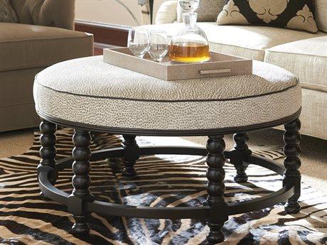 Barclay Butera Naples Ottoman (Custom Upholstery) BCB545146