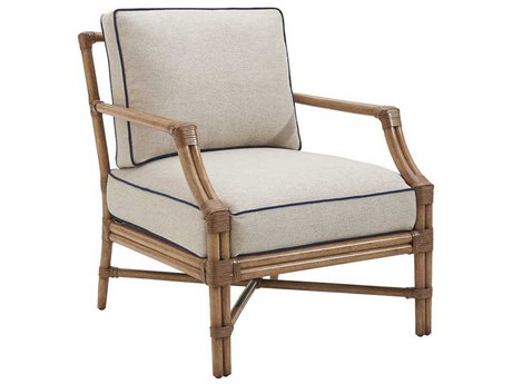 Barclay Butera Redondo Beige Accent Chair (Custom Upholstery)