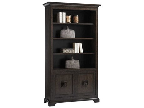 Barclay Butera Brentwood Ridgecrest Wilshire 51'' x 21'' Bookcase BCB915991