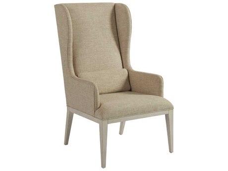 Barclay Butera Newport Seacliff Host Wing Dining Arm Chair (Quick Ship) BCB92188301