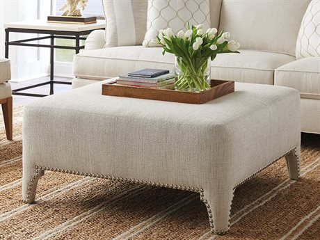 Barclay Butera Sheffield 2204-12 Ottoman (As Shown) BCB54502540