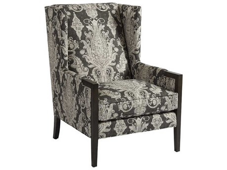 Barclay Butera Stratton Wing 3035-71 Accent Chair (As Shown) BCB55201140