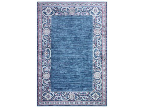 Bashian Rugs Charleston Navy Rectangular Area Rug