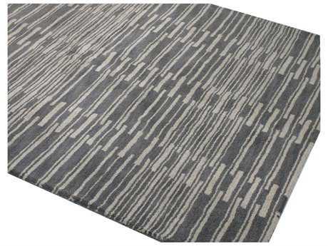 Bashian Rugs Chelsea Rectangular Grey Area Rug