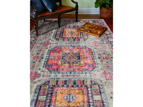 Bashian Rugs Heritage Grey Rectangular Area Rug