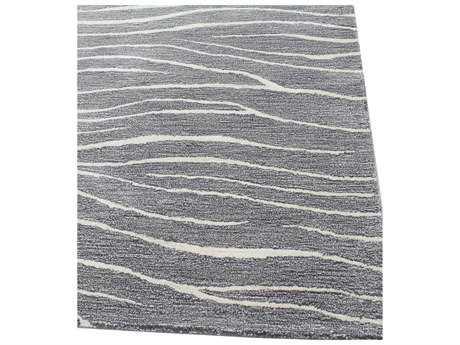 Bashian Rugs Norwalk Rectangular Grey Area Rug BSHS217GYVW209